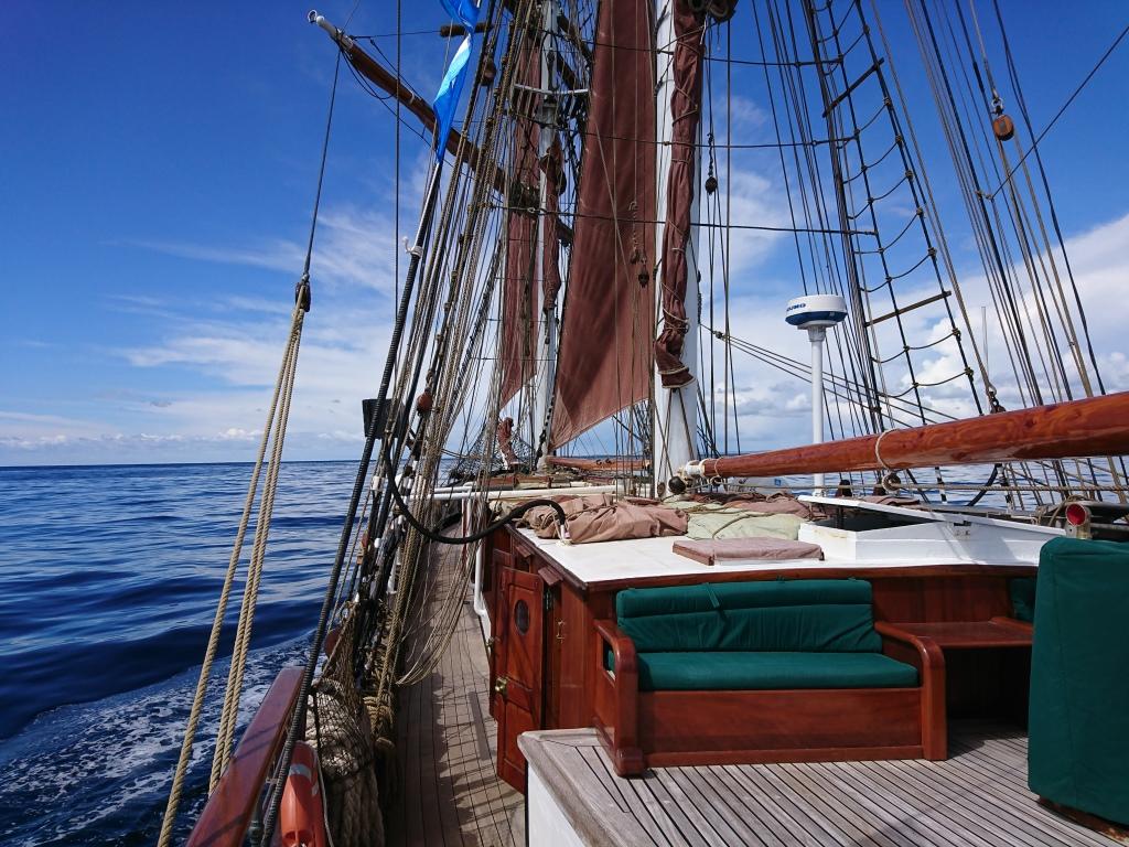 آشنایی با شغل دریانوردی از زبان یک کاپیتان کشتی