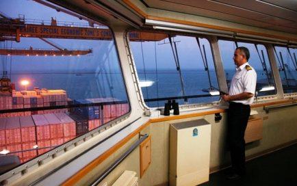 استخدام در کشتیرانی